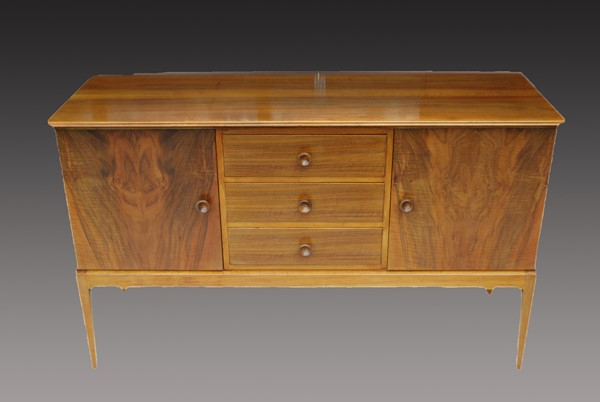 Gordon Russell Sideboard After Restoration